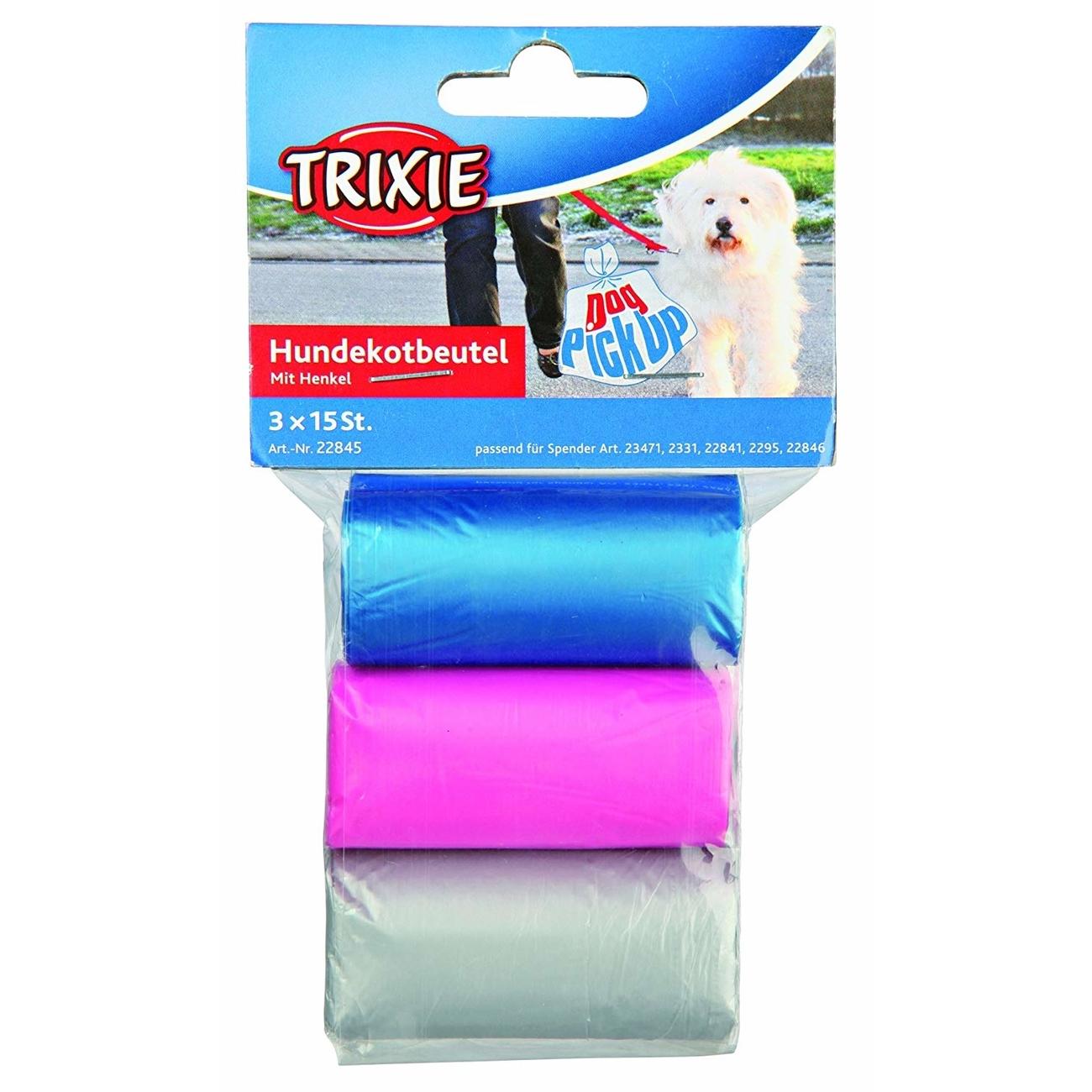 Trixie Hundekotbeutel mit Henkel 22845