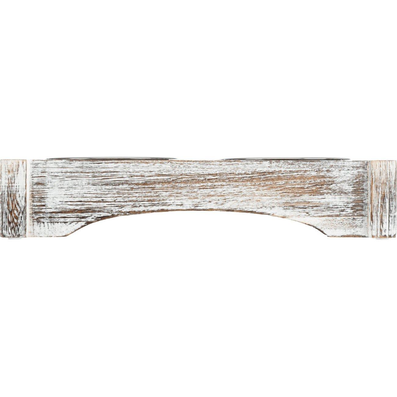 TRIXIE Hundenapf doppelt mit Vintage Holzständer 24356, Bild 6