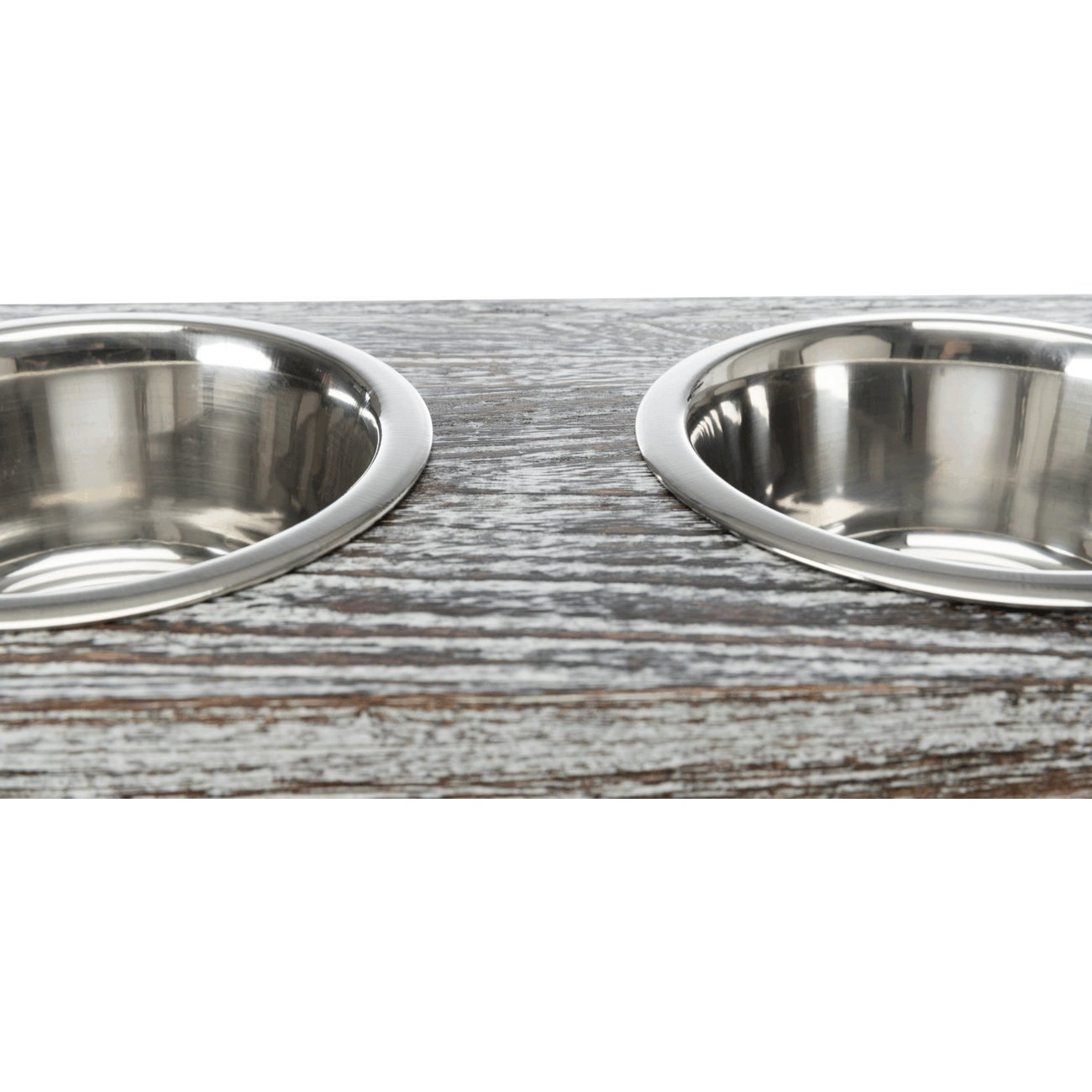 Trixie Hundenapf doppelt mit Vintage Holzständer 24356, Bild 7