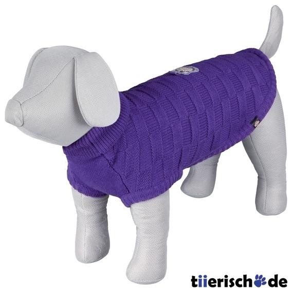 Trixie Hundepullover lila Corvara 67195