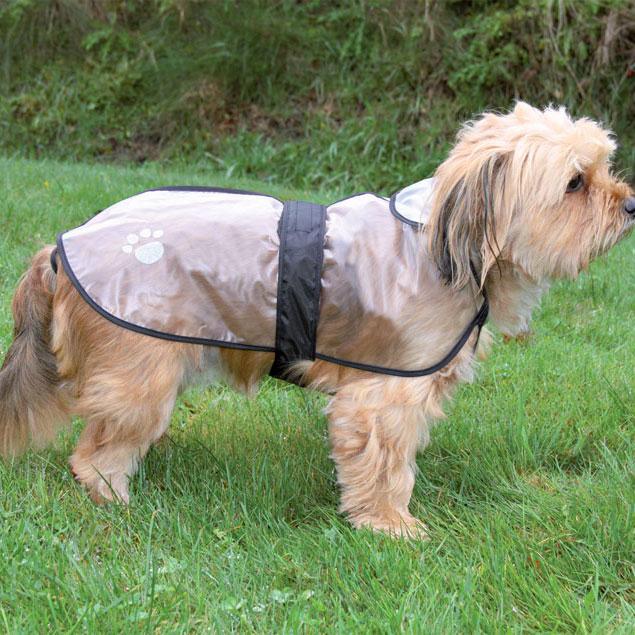 TRIXIE Hunderegenmantel, transparent 3000, Bild 4