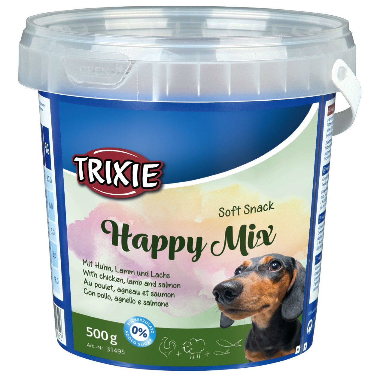 Trixie Hundesnack Happy Mix im Eimer 31495