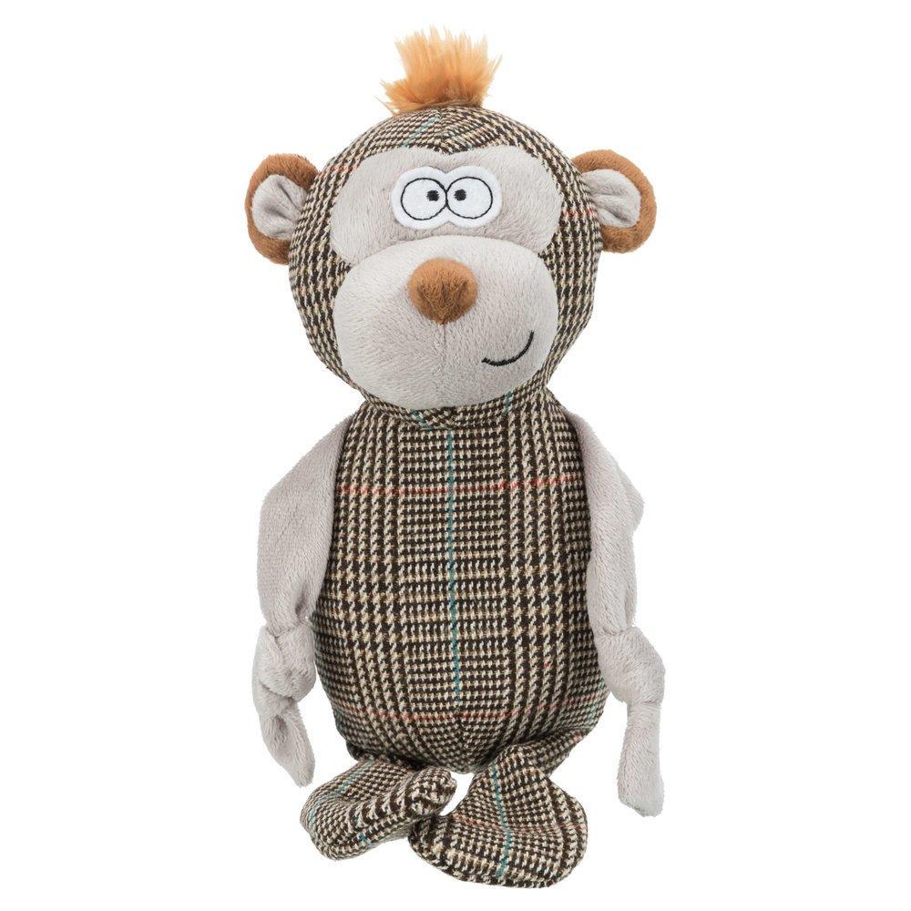 Trixie Hundespielzeug Affe aus Plüsch 36110, Bild 2