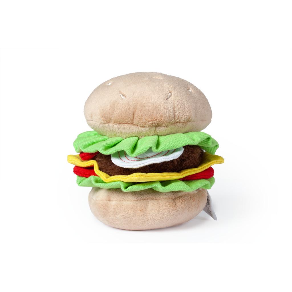 Karlie Hundespielzeug aus Plüsch Burger, Bild 3