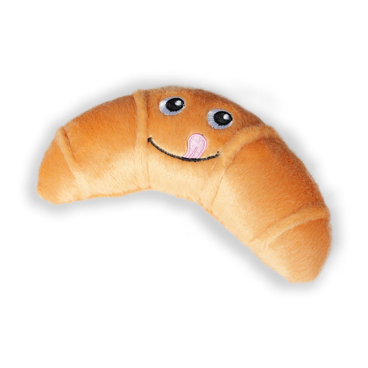 Karlie Hundespielzeug aus Plüsch Croissant, Bild 3