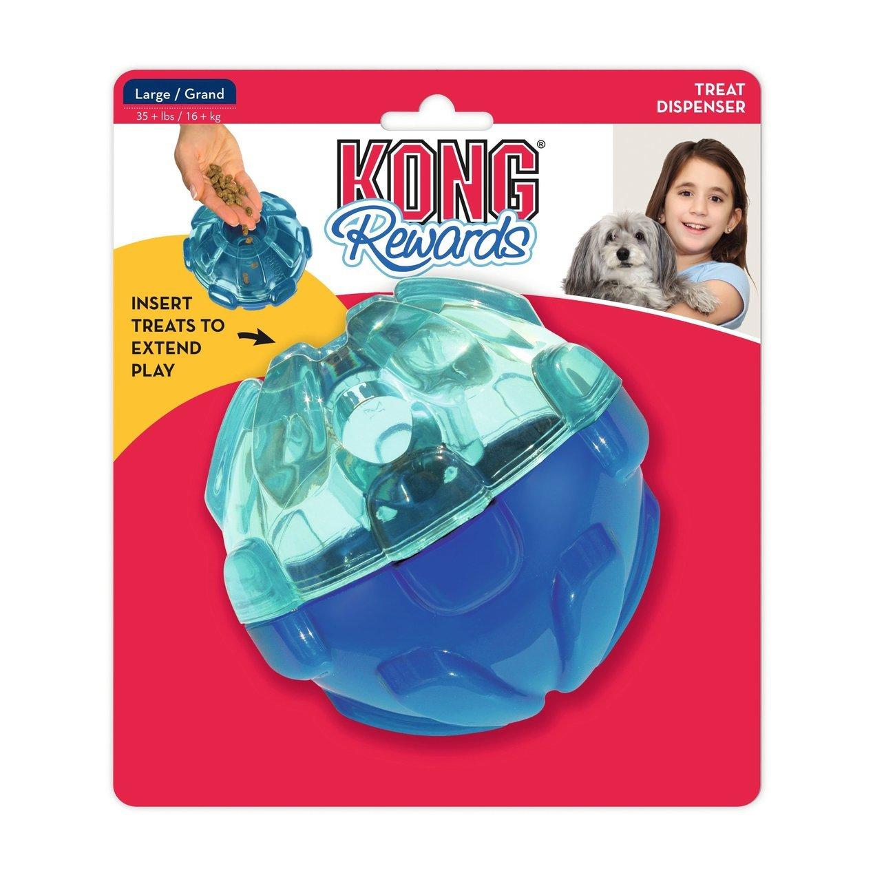 KONG Hundespielzeug Rewards Ball, Bild 2
