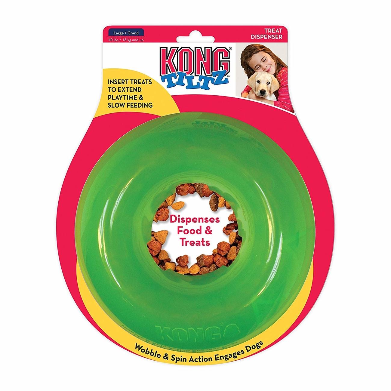 KONG Hundespielzeug Tiltz, Bild 2
