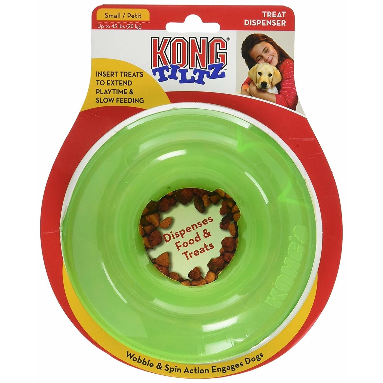 KONG Hundespielzeug Tiltz, Bild 4