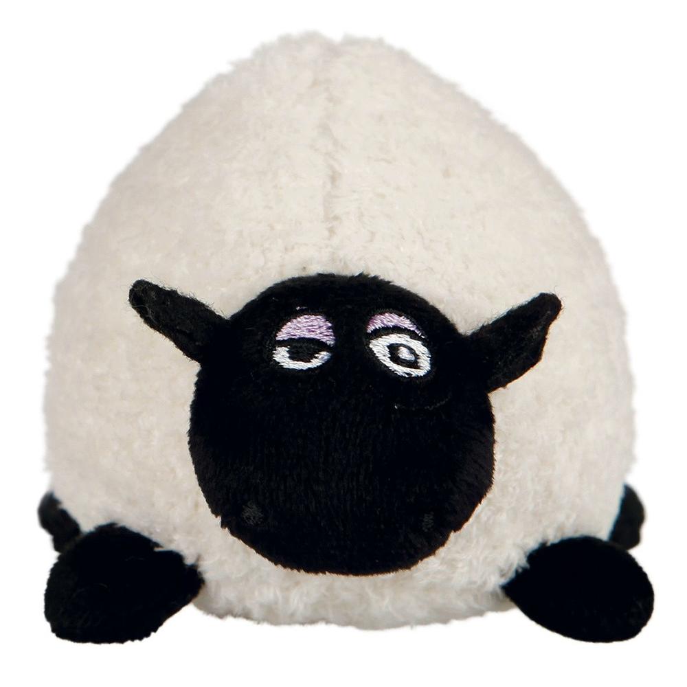 Trixie Hundespielzeug Schaf Shirley aus Plüsch 36102