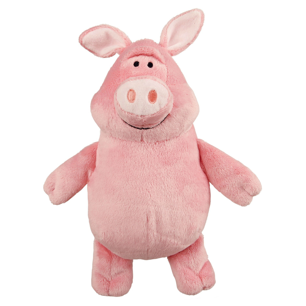 Trixie Hundespielzeug Schwein Plüsch, Shaun das Schaf 36106