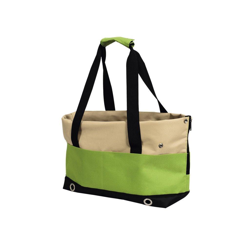 Nobby Hundetasche SALTA, beige/grün