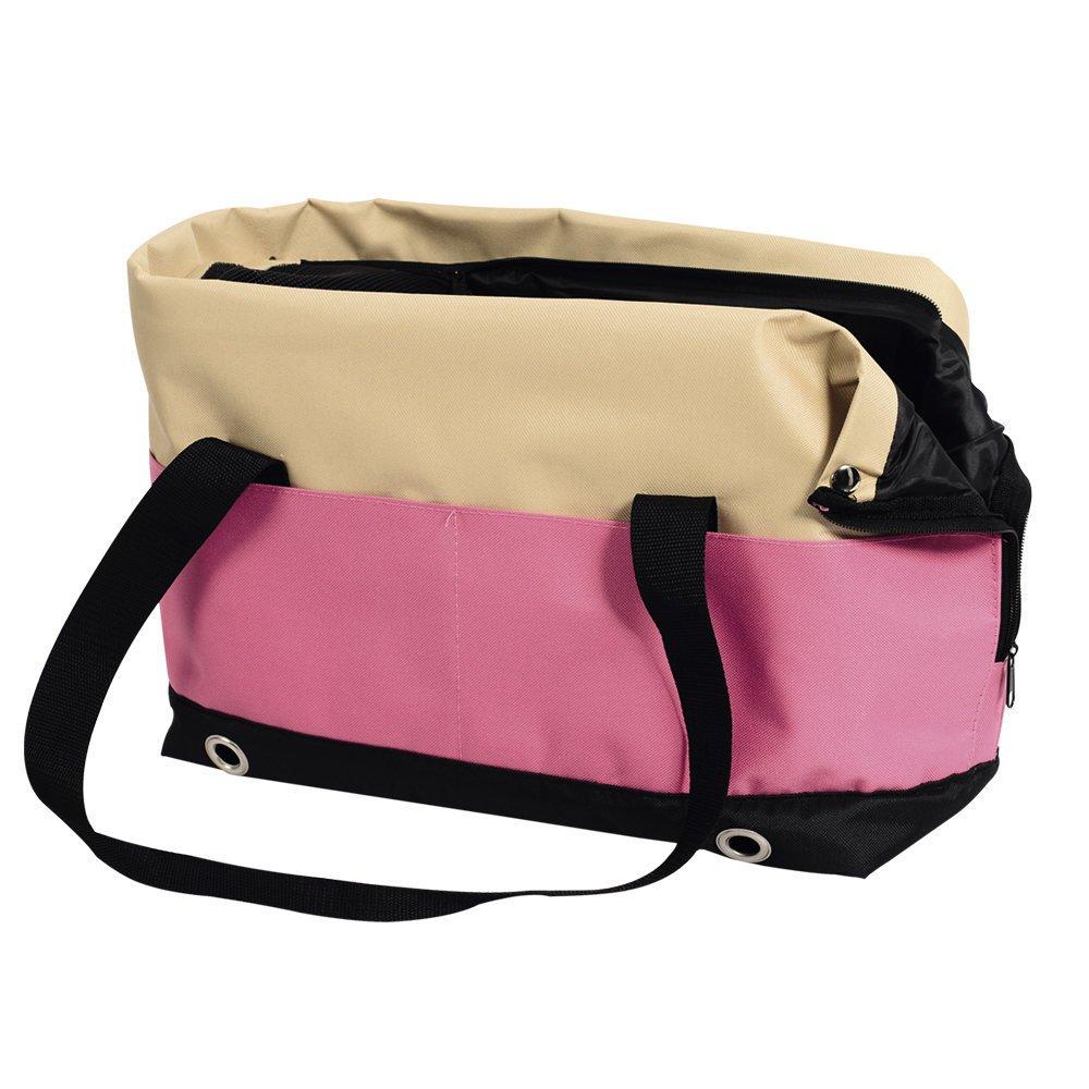 Nobby Hundetasche SALTA, beige/pink