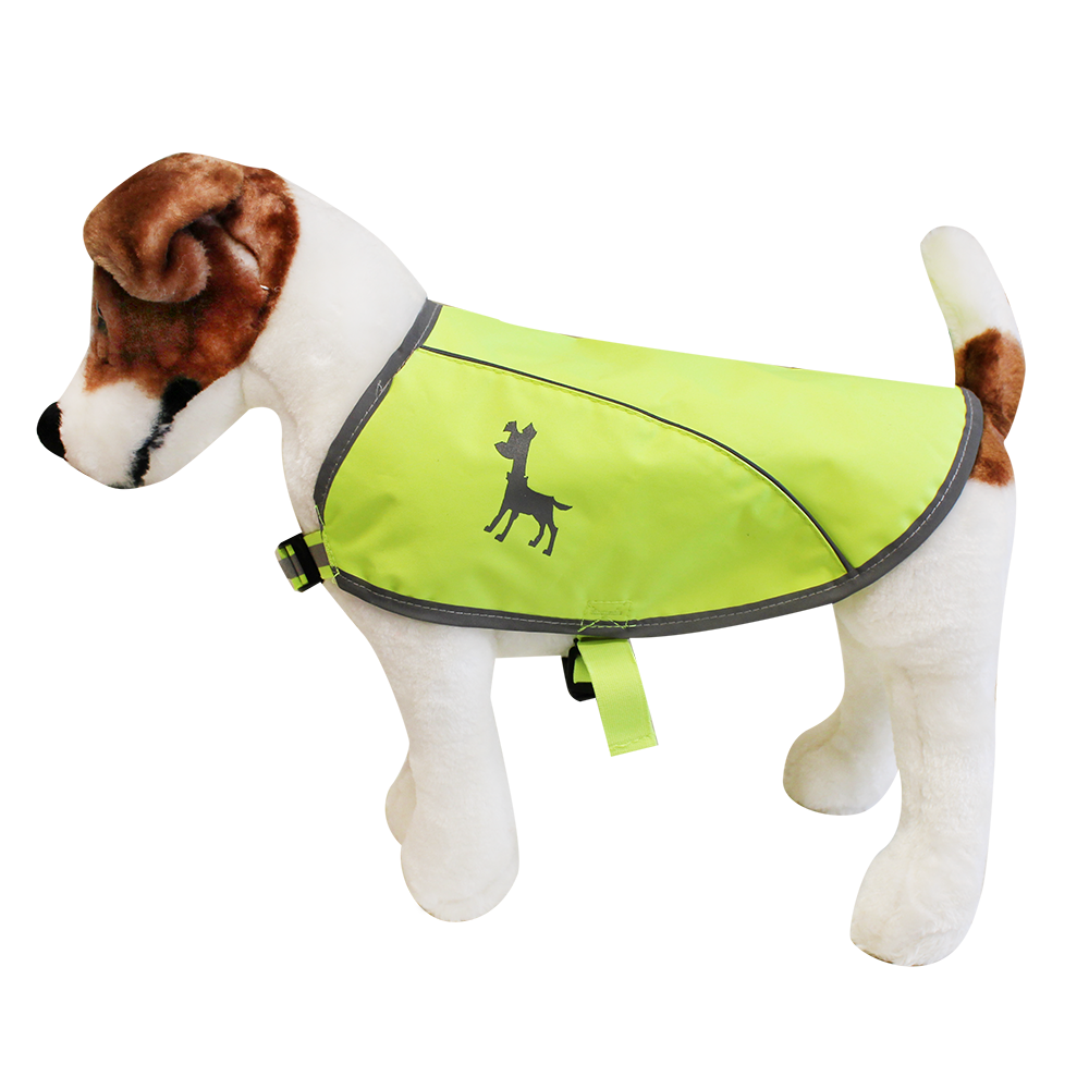 Alcott Hundeweste in Neon von Alcott