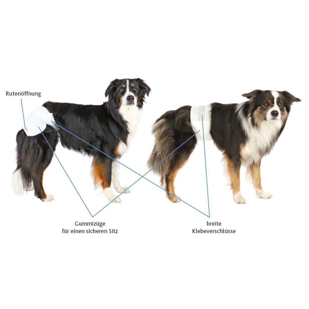 TRIXIE Hundewindeln für Hündinnen 23631, Bild 2