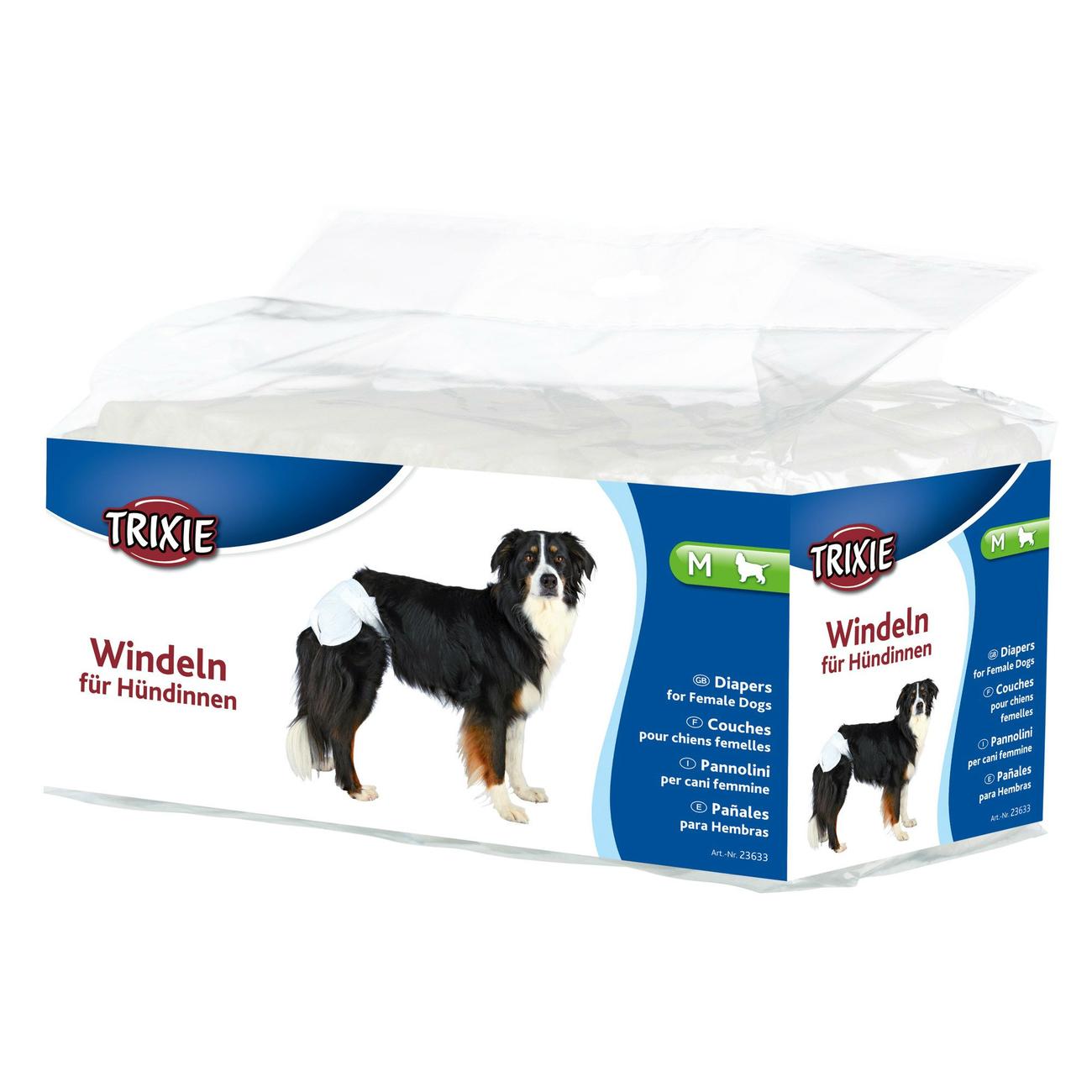 TRIXIE Hundewindeln für Hündinnen 23631, Bild 3