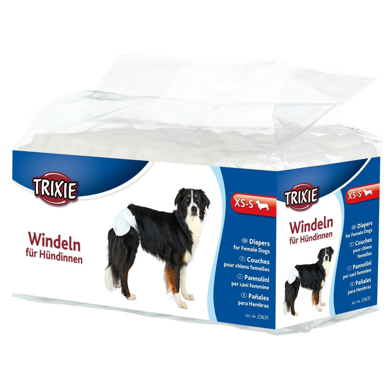 TRIXIE Hundewindeln für Hündinnen 23631