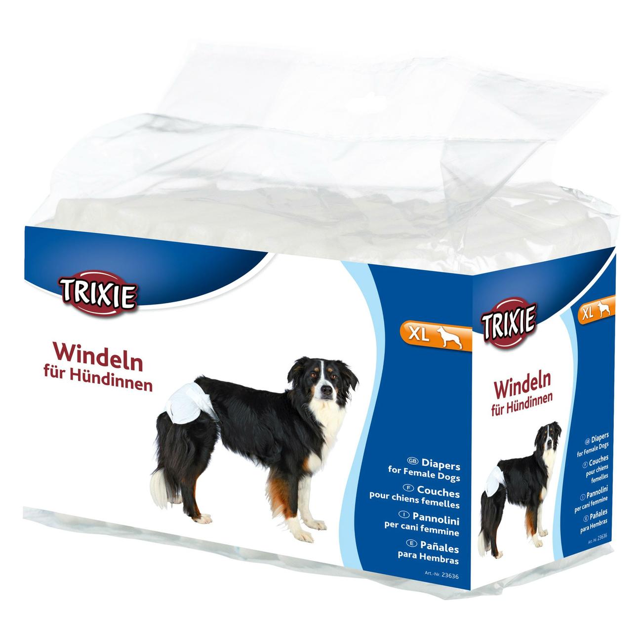 TRIXIE Hundewindeln für Hündinnen 23631, Bild 6