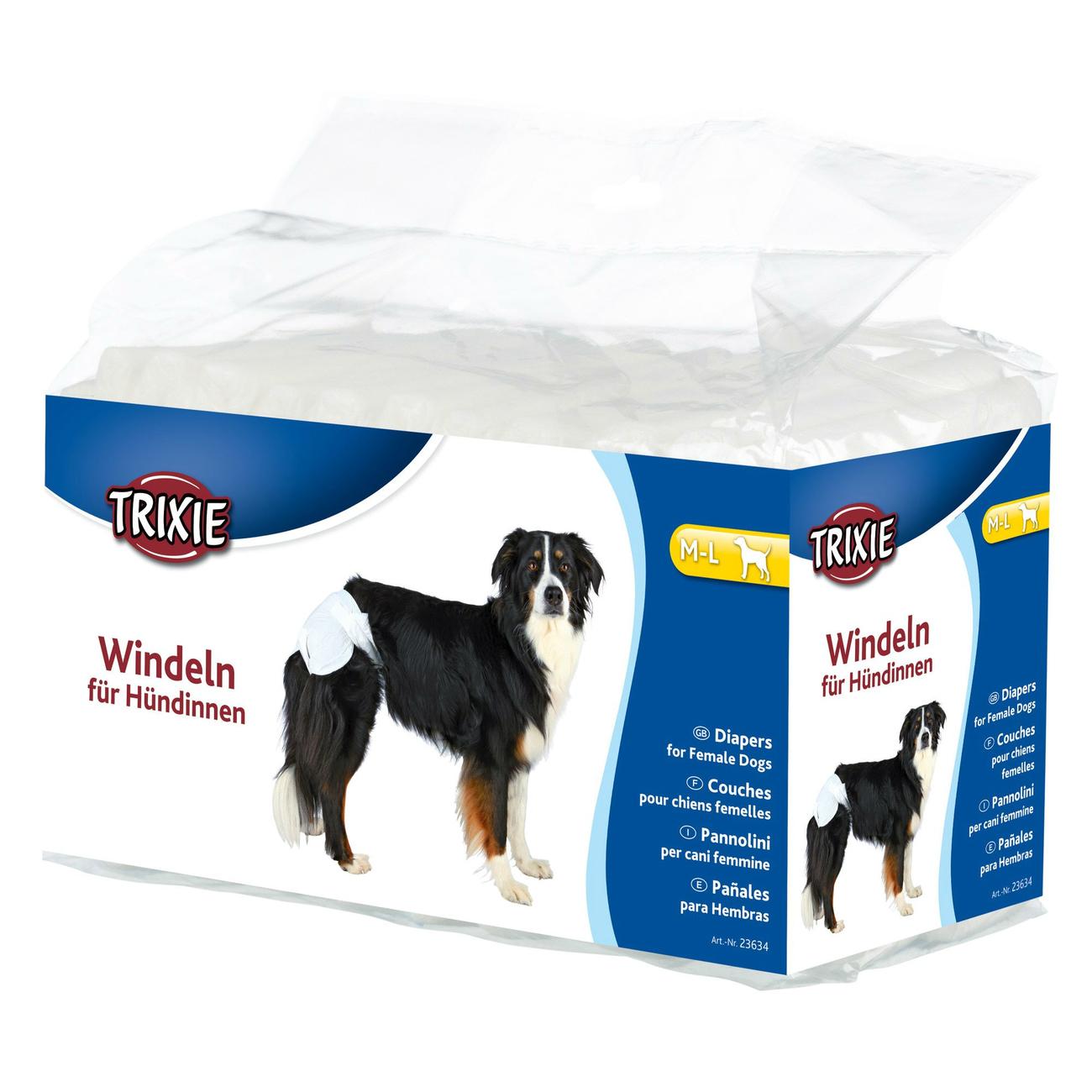 TRIXIE Hundewindeln für Hündinnen 23631, Bild 7