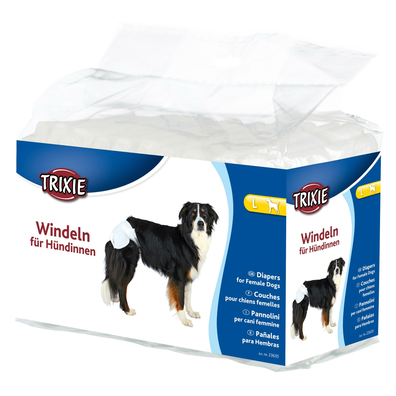 TRIXIE Hundewindeln für Hündinnen 23631, Bild 8
