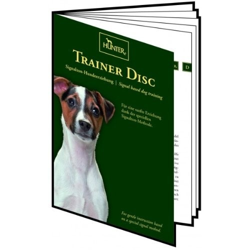 Hunter Erziehungshilfe Trainer Disc 41936, Bild 3