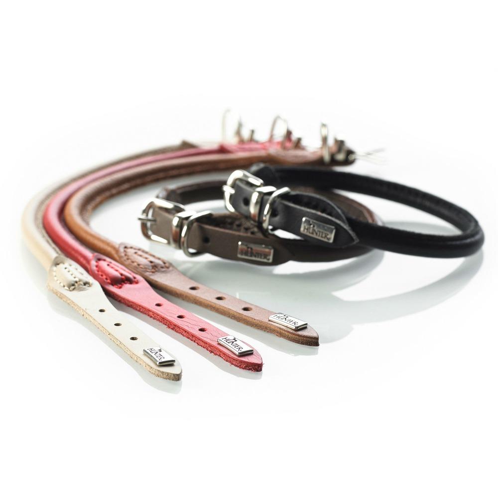 Hunter Halsband aus Elchleder Round & Soft 61170, Bild 2