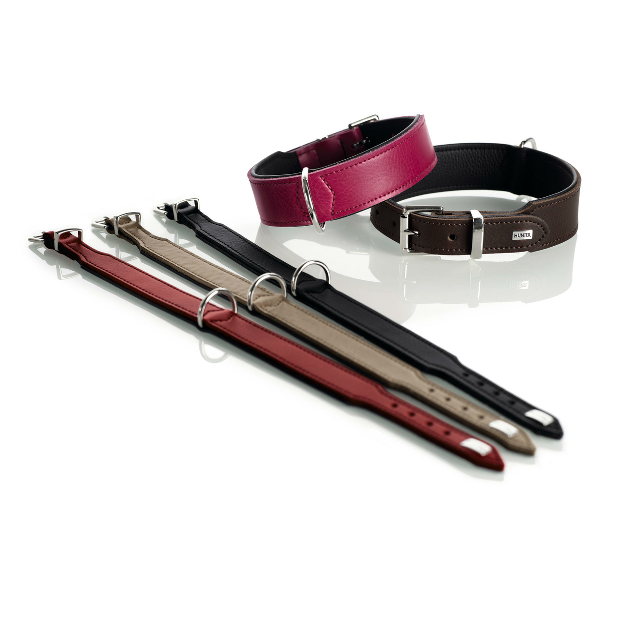 Hunter Hundehalsband Basic 46951