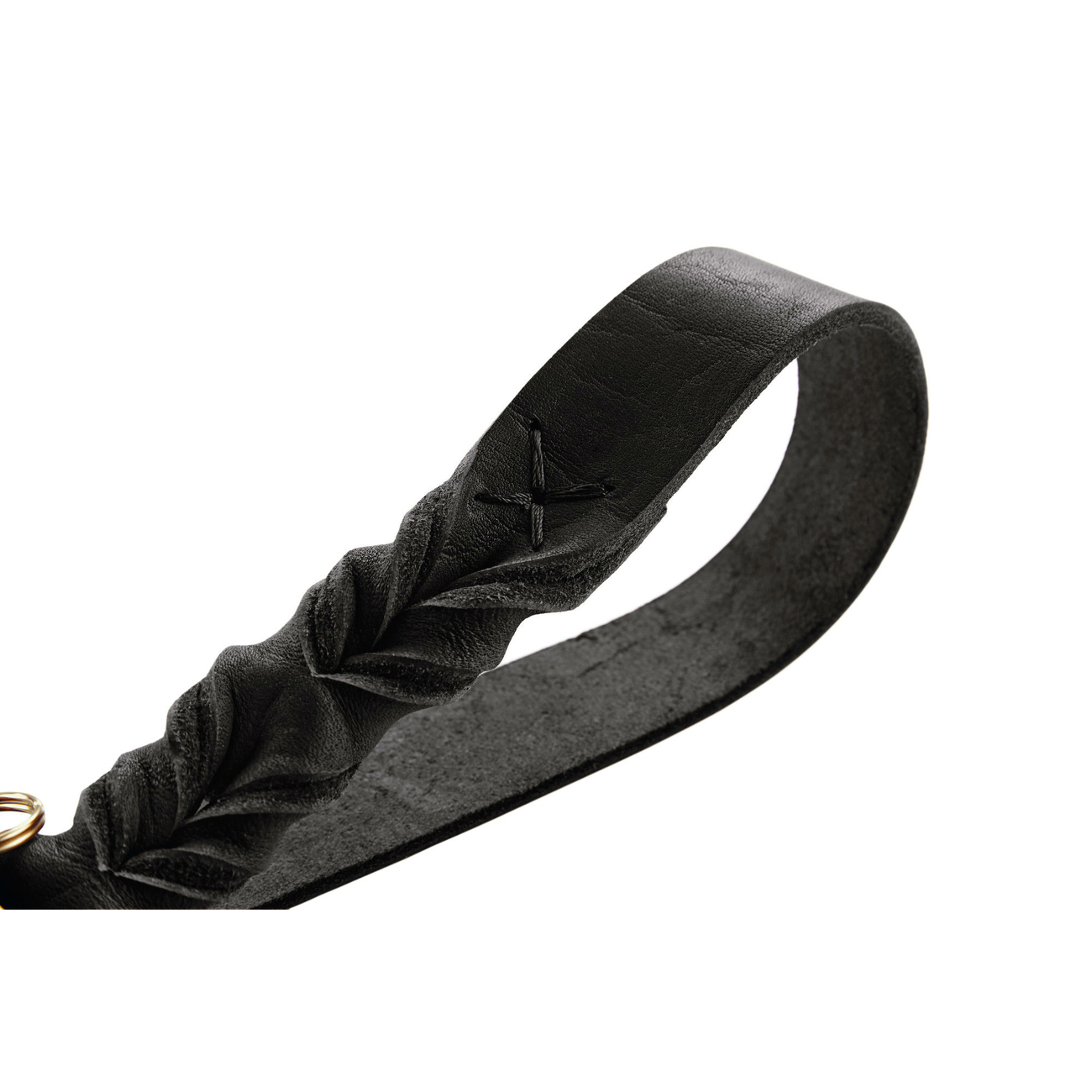 Hunter Hundeleine Leder Sansibar Solid 66863, Bild 3