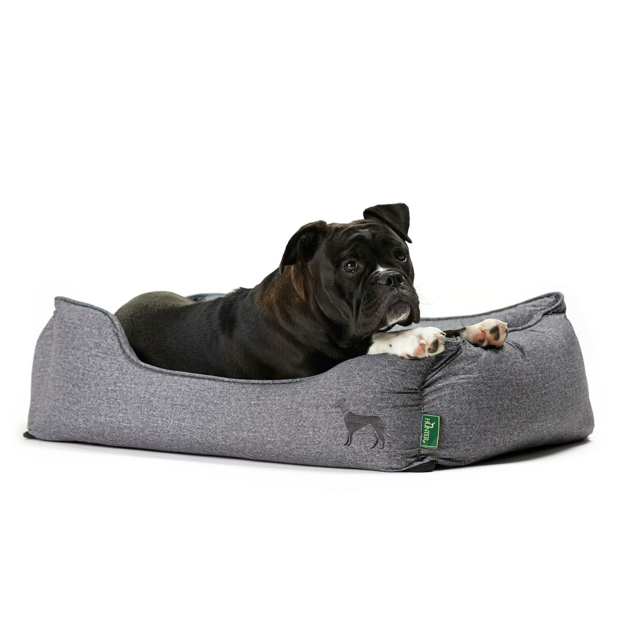 Hunter Hundesofa Hundebett Boston Microfaser 61429, Bild 4