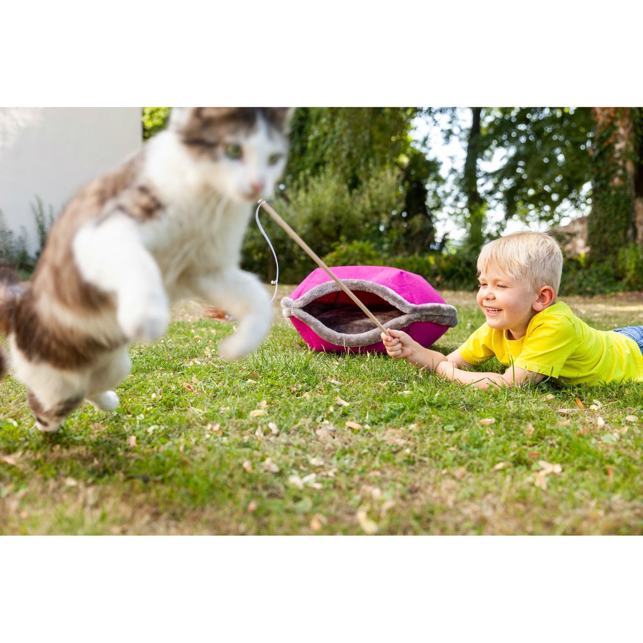 Hunter Katzen Spielangel by Laura 65908, Bild 11