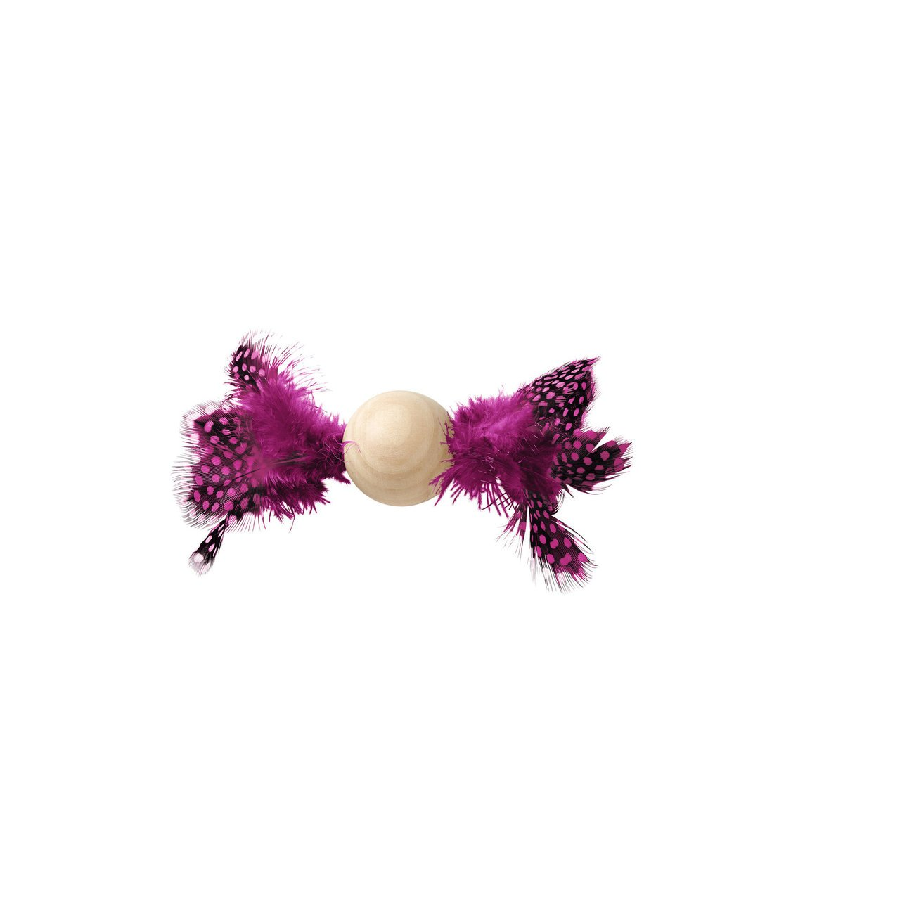 Hunter Katzenspielzeug Mala, Kugel, pink