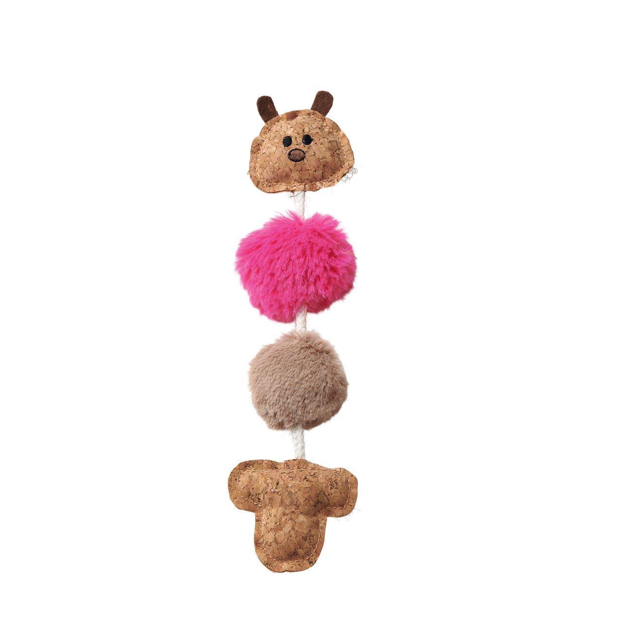 Hunter Katzenspielzeug Moa, Bär, 26 cm