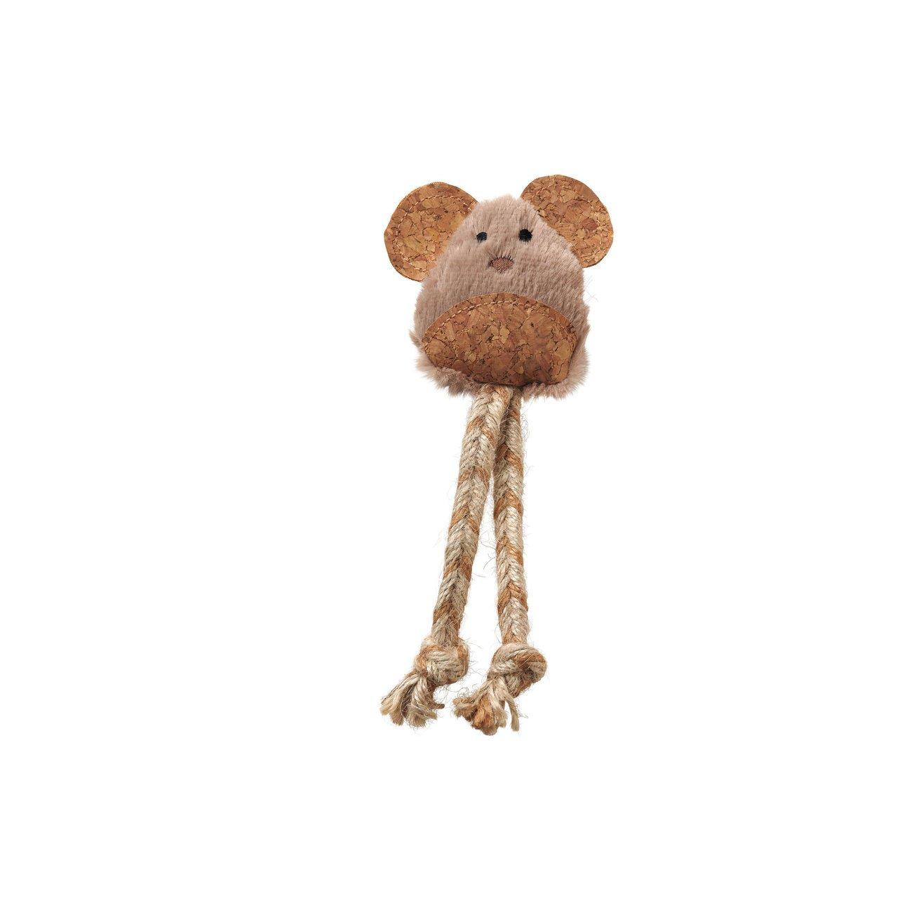 Hunter Katzenspielzeug Moa, Maus, 17 cm