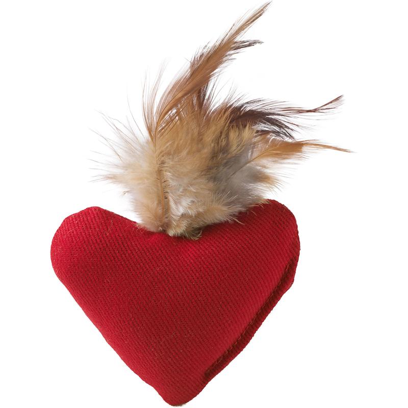 Hunter Katzenspielzeug Smart Feather mit echter Feder 92365