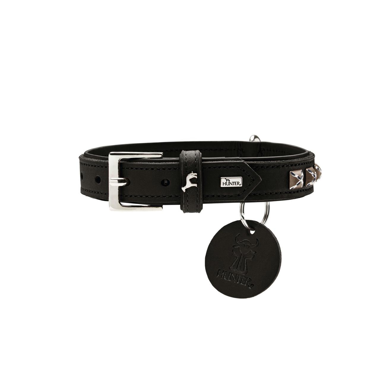 Hunter Leder Halsband Larvik Style 66172, Bild 6