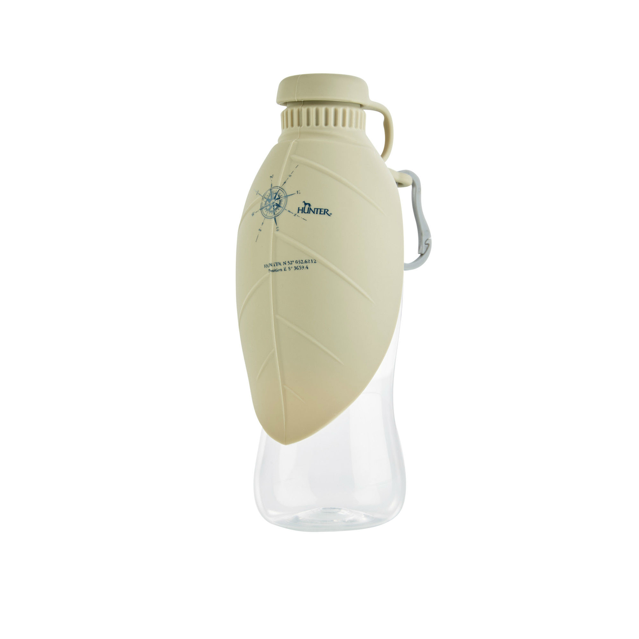 Hunter Outdoor Hunde Trinkflasche mit Silikonnapf List 65129, Bild 2
