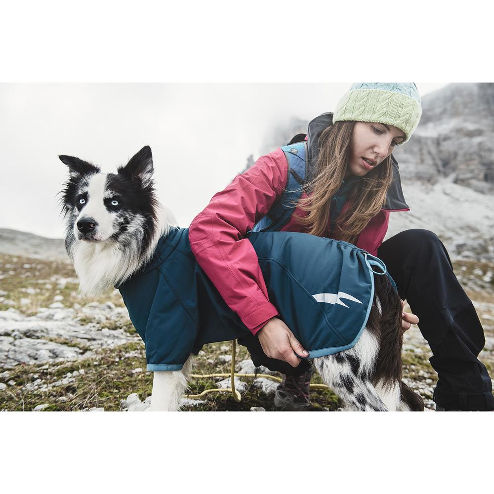 HURTTA Chill Stopper Softshell Mantel für Hunde, Bild 4
