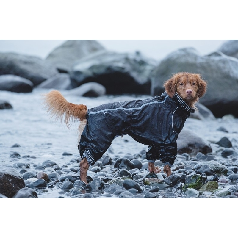 HURTTA Downpour Suit Regen-Overall für Hunde, Bild 4