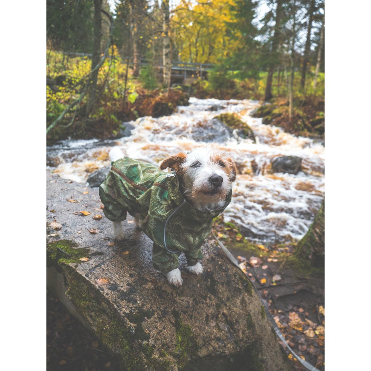 HURTTA Downpour Suit Regen-Overall für Hunde, Bild 5