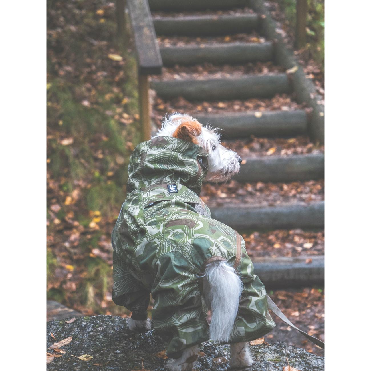 HURTTA Downpour Suit Regen-Overall für Hunde, Bild 7