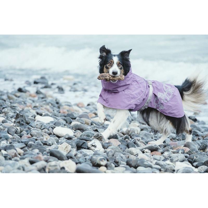 HURTTA Drizzle Regenmantel für Hunde, Bild 3