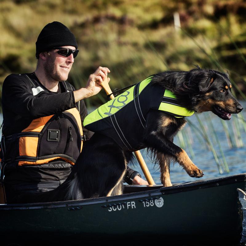 HURTTA Lifeguard Rettungsweste Schwimmweste für Hunde, Bild 4