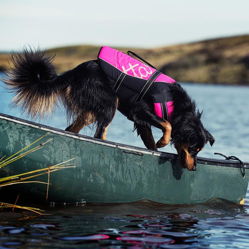 HURTTA Lifeguard Rettungsweste Schwimmweste für Hunde, Bild 5