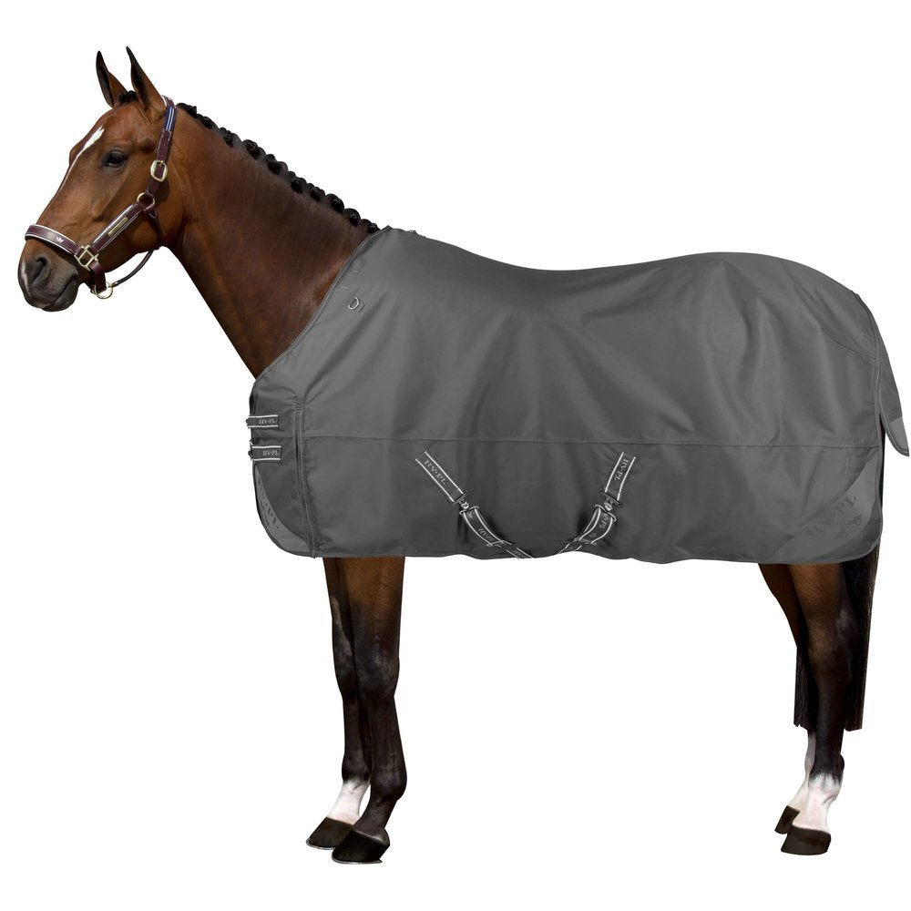 HV Polo leichte Pferde Regendecke Fleece, Bild 2