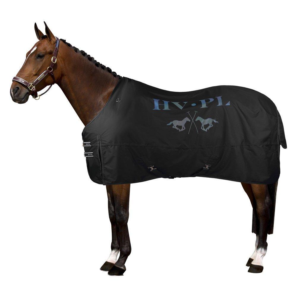 HV Polo leichte Pferde Regendecke Fleece, Bild 4