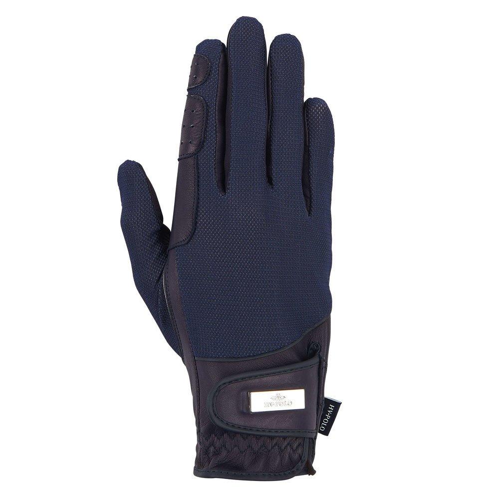 HV Polo Handschuhe Darent für Reiter, Gr. XS - navy