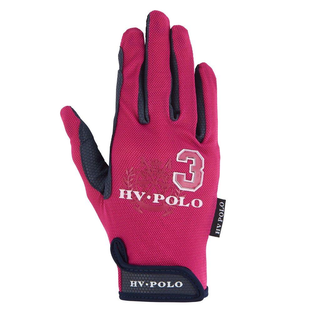 HV Polo Handschuhe Favouritas, Gr. XL - berry