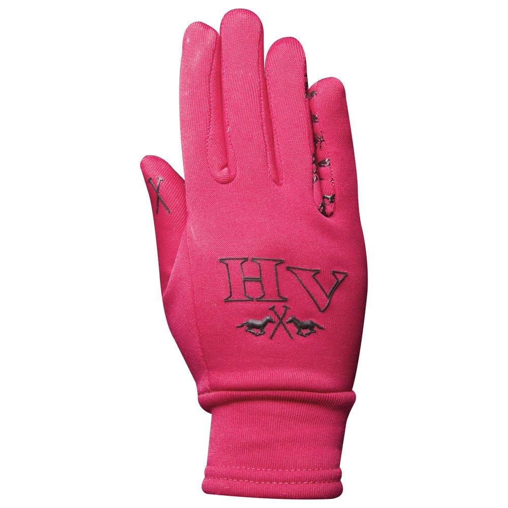 HV Polo Handschuhe Winter Polo, Gr. XS - fuchsia