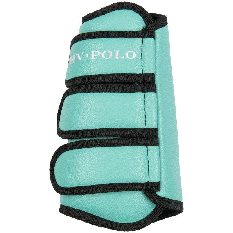 HV Polo Joelle Gamaschen für Dressur, Gr. S - pool blue