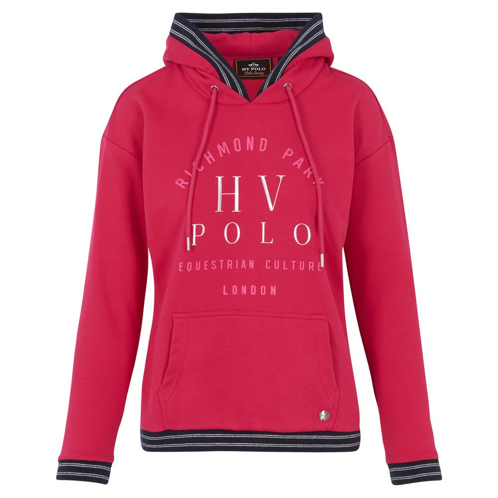 HV Polo Kapuzen Sweater Tori, Gr. S - ruby pink