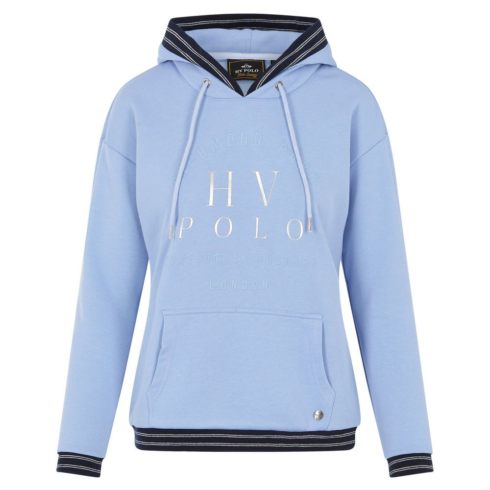 HV Polo Kapuzen Sweater Tori, Gr. L - sky blue